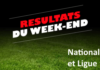 Résultats National et Ligue